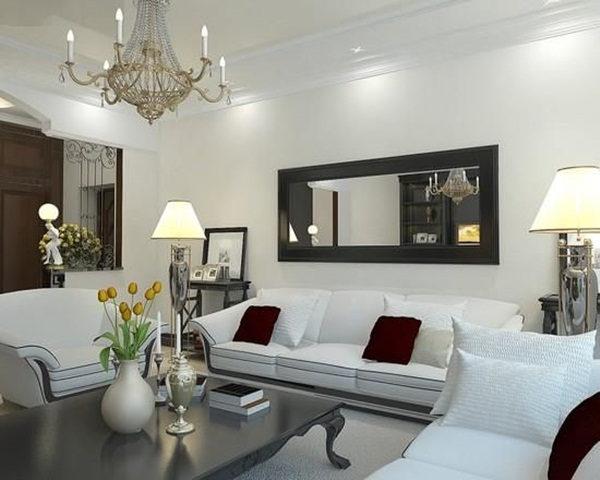 Smarts Ways Mirrors Can Help You to Decorate Your Home (15)