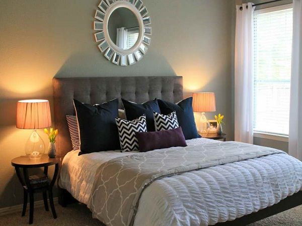 Smarts Ways Mirrors Can Help You to Decorate Your Home (16)