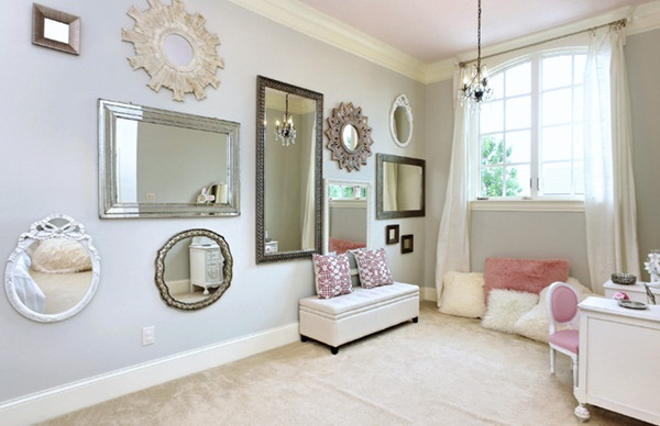 Smarts Ways Mirrors Can Help You to Decorate Your Home (24)