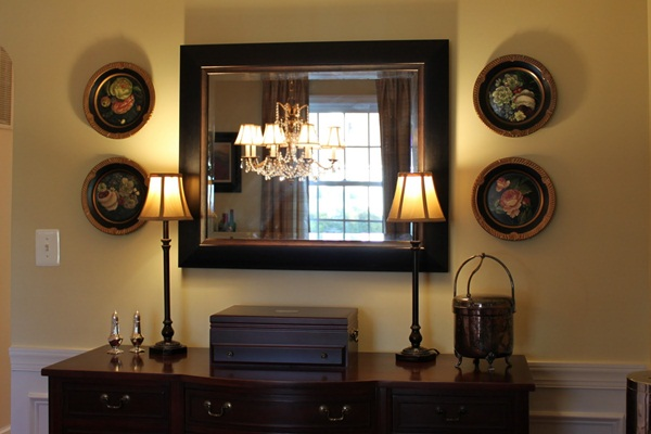 Smarts Ways Mirrors Can Help You to Decorate Your Home (26)