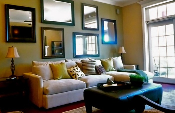 Smarts Ways Mirrors Can Help You to Decorate Your Home (27)