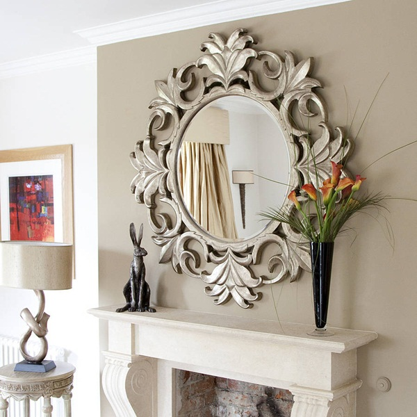 Smarts Ways Mirrors Can Help You to Decorate Your Home (33)