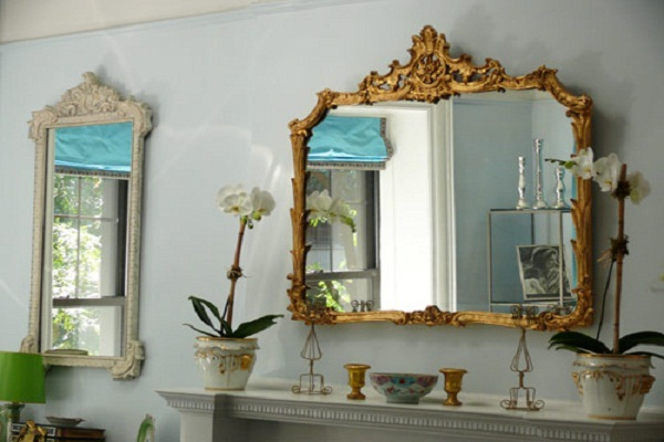 Smarts Ways Mirrors Can Help You to Decorate Your Home (37)