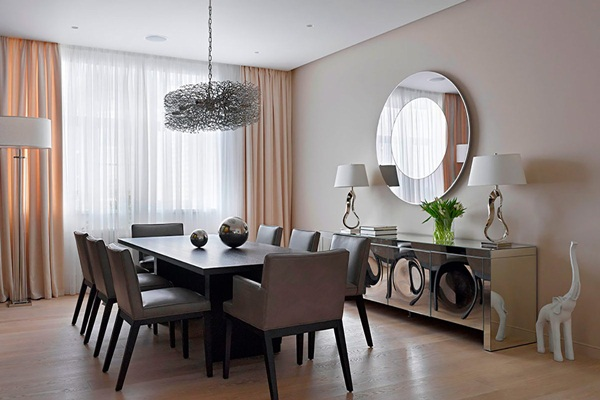 Smarts Ways Mirrors Can Help You to Decorate Your Home (6)