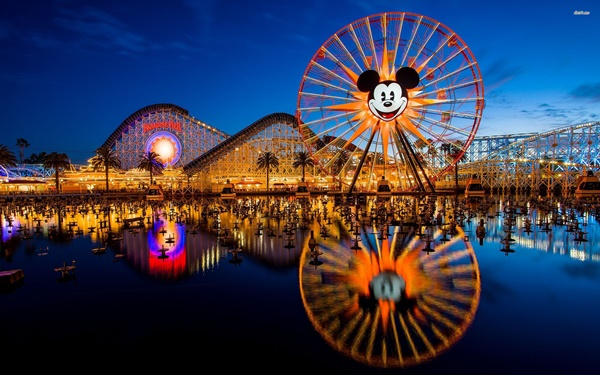 10 Best Amusement Parks in the World 7