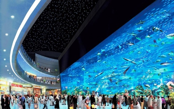 10 Largest Aquariums in the World 9