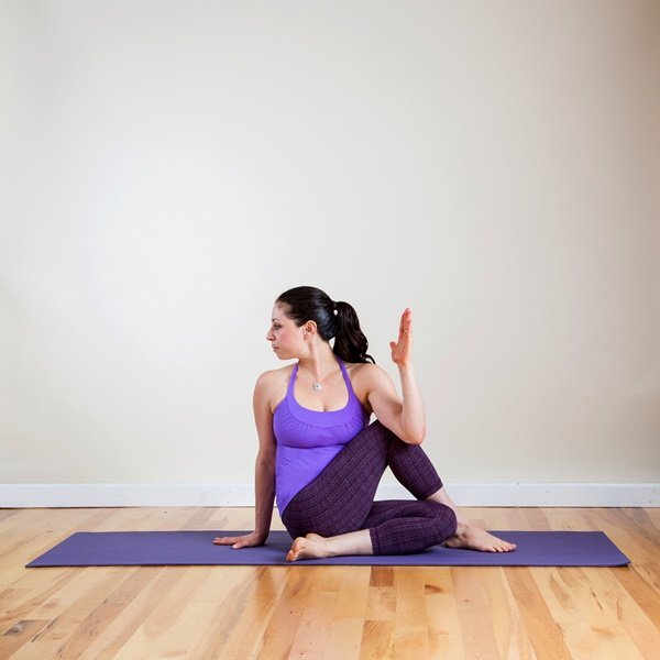 10 Yoga Asanas to Prevent Old Age 6