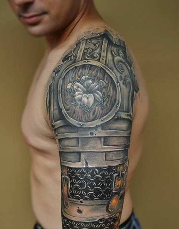 Glorious Armor Arm Tattoo Sleeves (2)