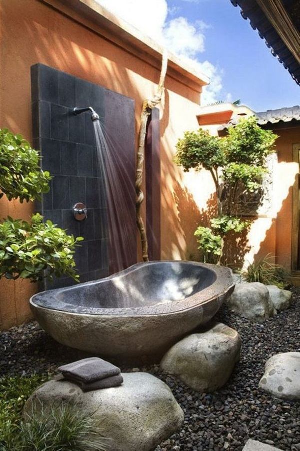 No Roof Outdoor Bathing Set-ups (5)