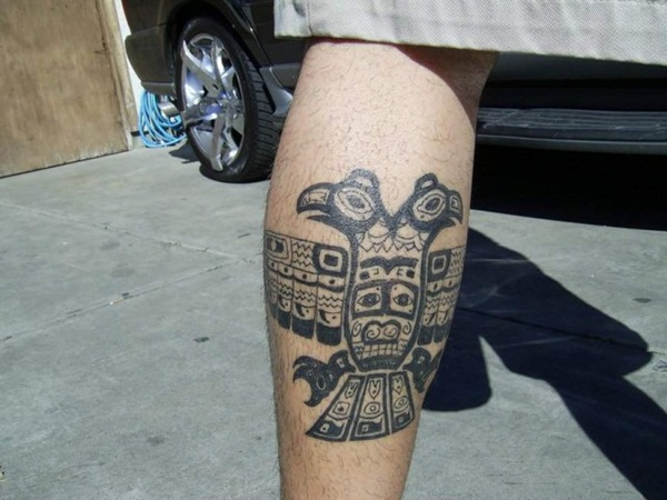 Ancient Mayan Tattoo Designs (17)