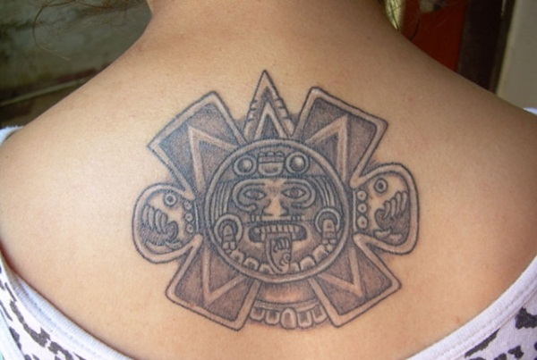 Ancient Mayan Tattoo Designs (22)