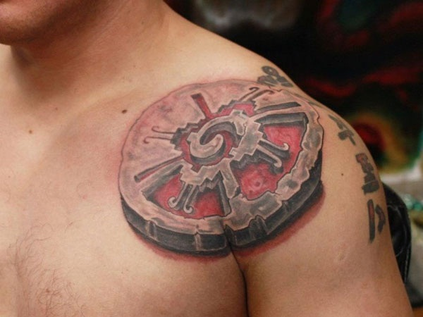 Ancient Mayan Tattoo Designs (32)