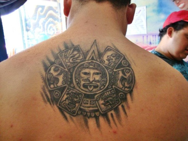 Ancient Mayan Tattoo Designs (9)