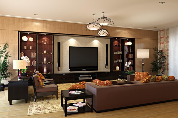 Astounding Modern Open Living Room Designs (56)