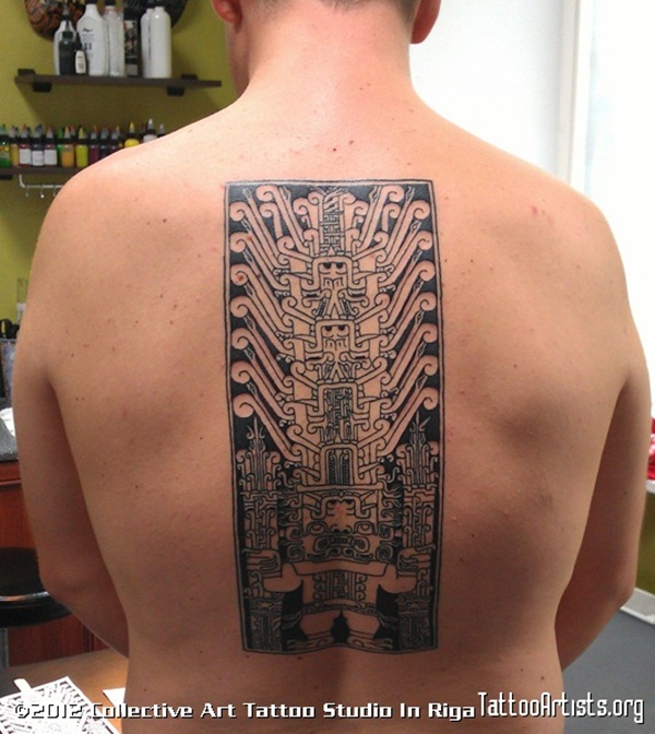 Circuit Tattoo Designs (10)
