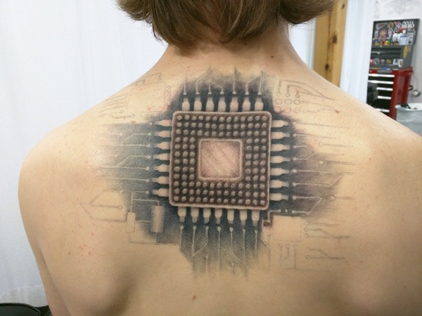 Circuit Tattoo Designs (24)