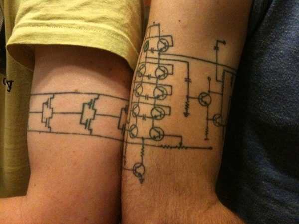 Circuit Tattoo Designs (27)