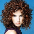 Lovely Hairstyles with naturally Curly Hair  (32)