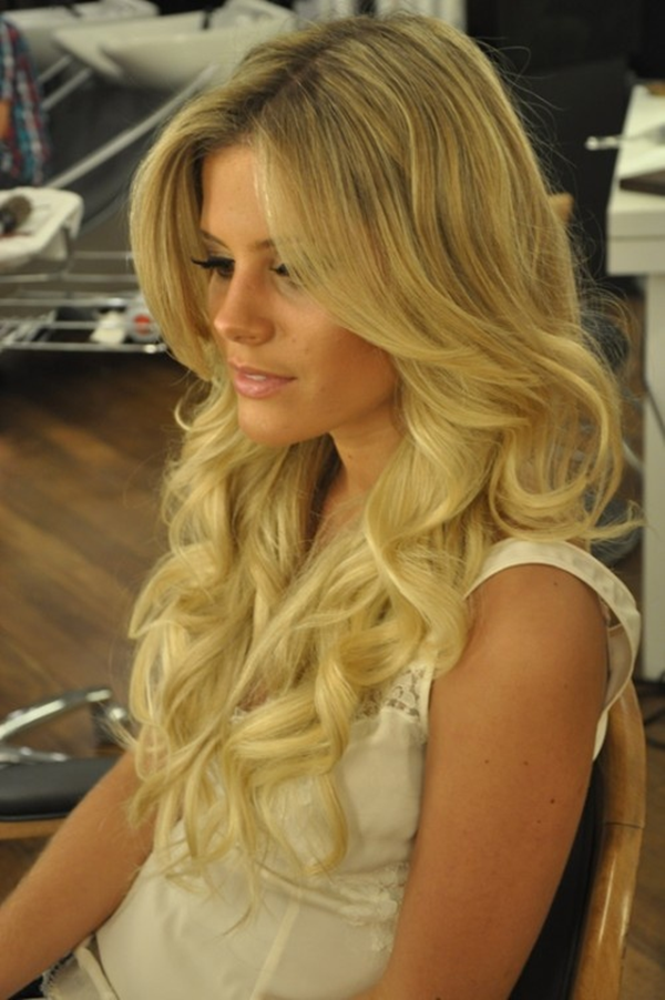 Perfect Blond Hair Hairstyles (1)