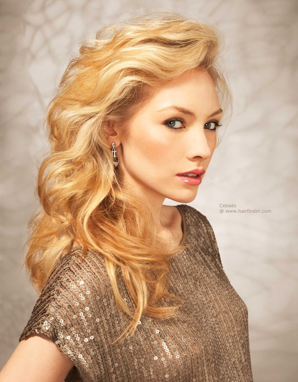 Perfect Blond Hair Hairstyles (56)
