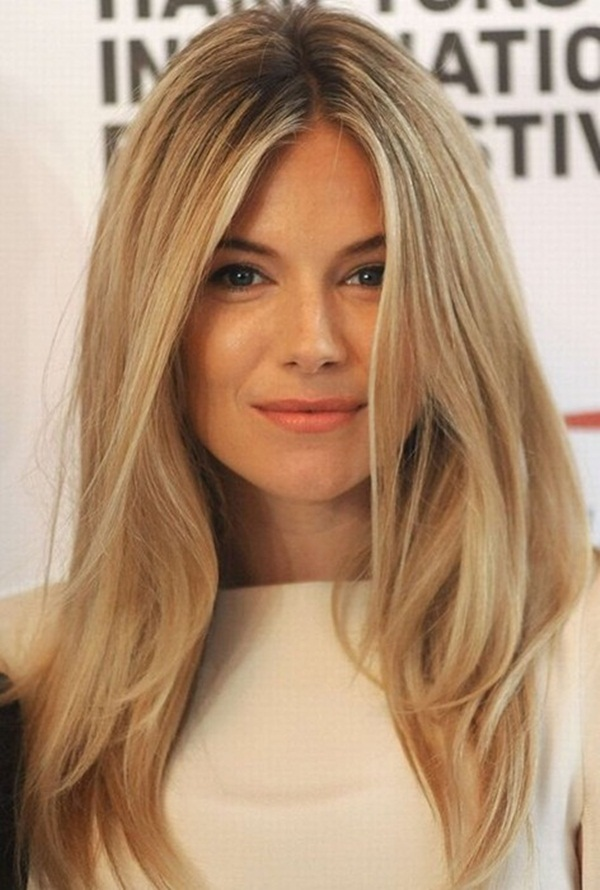 Perfect Blond Hair Hairstyles (70)