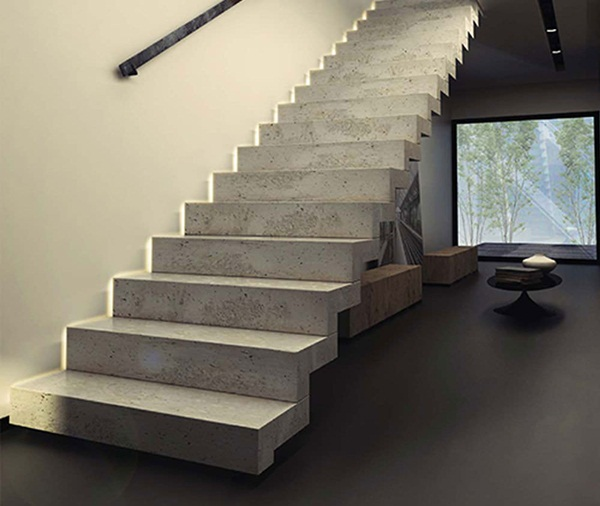 Stair Design Budget And Important Things To Consider: 40 Stunning Modern Staircase Designs