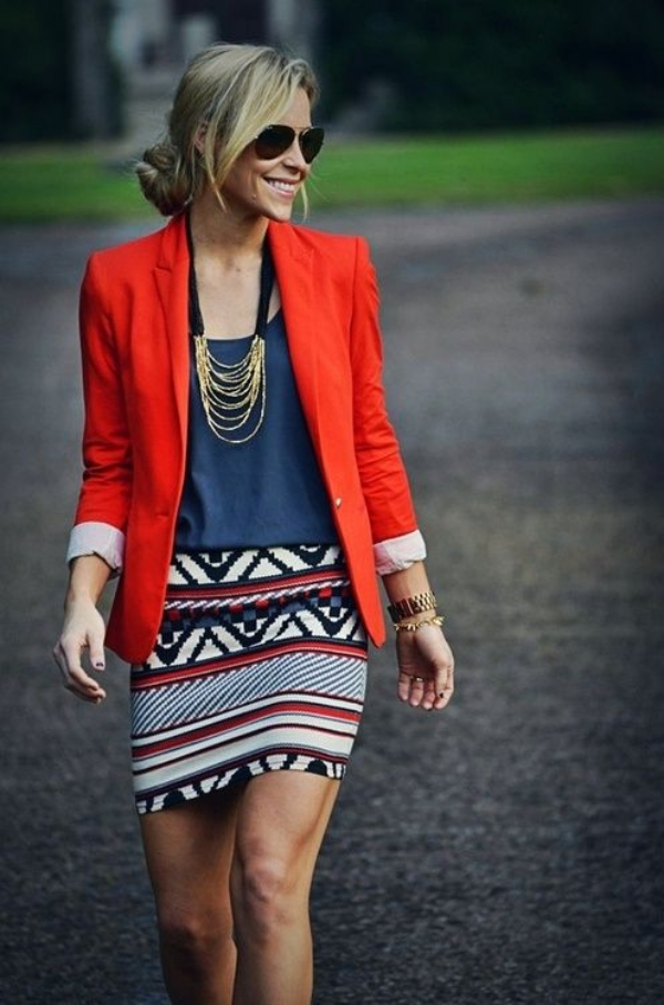 Casual Blazer Outfits for Women
